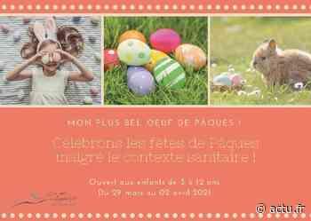 Les Andelys. Un concours de dessin de Pâques jusqu'au 2 avril - actu.fr