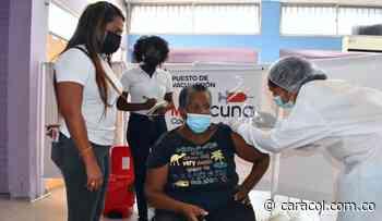 En María La Baja se han aplicado 1.919 vacunas contra el COVID-19 - Caracol Radio