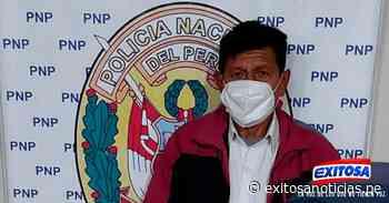 Detienen a presunto cómplice de asesinato de joven en Otuzco - exitosanoticias