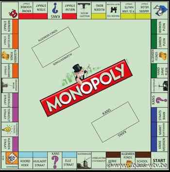 Kortemark wil eigen Monopoly-versie - Focus en WTV