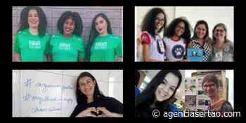 Estudantes de Vitória da Conquista, Catu e Casa Nova são premiadas na 19ª Febrace - Agência Sertão