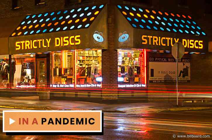 Strictly Discs in Wisconsin, in a Pandemic: 'We've Had Supply Issues' During COVID-19
