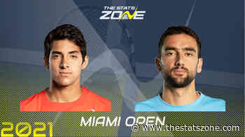 2021 Miami Open Second Round – Cristian Garin vs Marin Cilic Preview & Prediction - The Stats Zone