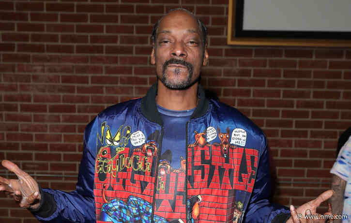 Snoop Dogg announces new album 'From Tha Streets 2 Tha Suites'