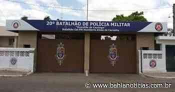 Paulo Afonso: Soldado da Polícia Militar é encontrado morto em cela de batalhão - Bahia Notícias