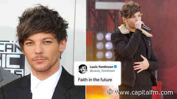 Louis Tomlinson 'Faith In The Future' Documentary: Is It Real? All The Clues Uncovered - Capital