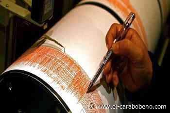 Funvisis registra sismo de magnitud 3.6 al noroeste de Quíbor - El Carabobeño