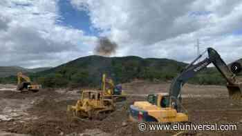 Trabajos en San José de Quíbor no terminarán hasta completar la canalización de la quebrada Botucare - El Universal (Venezuela)