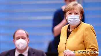 Tage vorher informiert: Bericht: Merkel wusste vorab von Impfstopp