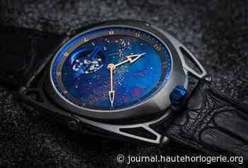 Hymne aux étoiles avec la De Bethune DB28XP Météorite - Journal de la Haute Horlogerie