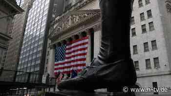 Gestärkt ins Osterwochenende: US-Börsen ziehen an