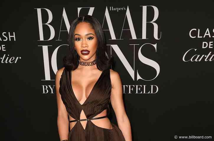 Saweetie Responds to Video of Her Elevator Fight With Ex Quavo