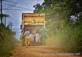 Defensoría pide a Municipalidad de Tambopata garantizar la continuidad del servicio de limpieza pública - Radio Madre de Dios