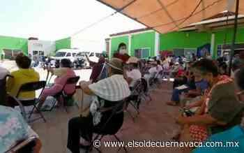 Inicia proceso de vacunación en Jonacatepec, Tepalcingo, Jantetelco y Axochiapan - El Sol de Cuernavaca