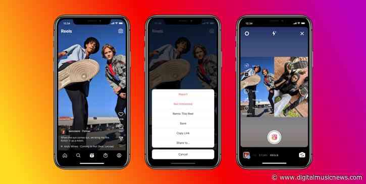Instagram Remix for Reels Arrives, Copying TikTok's  Duets Feature