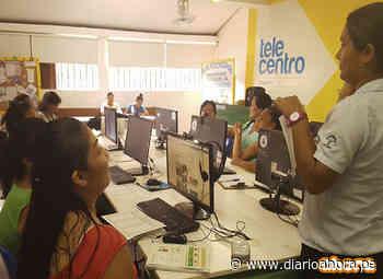 Relanzan el Telecentro en Chazuta - DIARIO AHORA