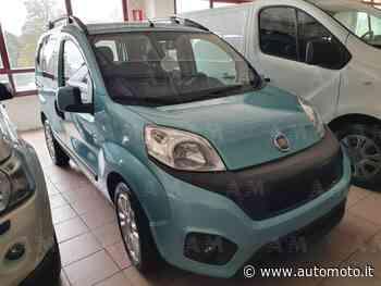 Vendo Fiat QUBO 1.3 MJT 95 CV Lounge nuova a Terranuova Bracciolini, Arezzo (codice 8533210) - Automoto.it