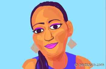 Victoria Esperanza - Guadalupe Ramos Ponce en Mirada Violeta - Partidero