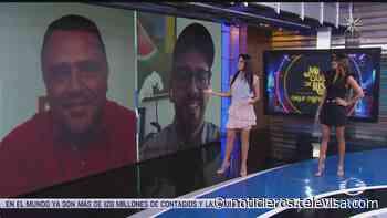 Paola Rojas entrevista a Eduardo Suárez y Ricardo Margaleff sobre 'Me caigo de risa: gala disfuncional' - Noticieros Televisa