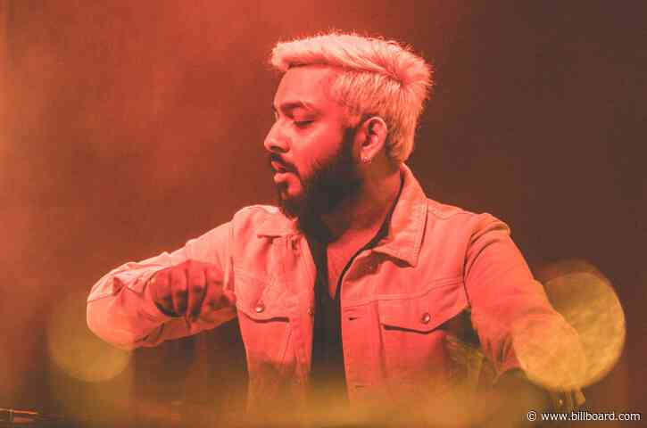 How Indian Electro-Pop Artist Ritviz Banked on Spotify Streams to Navigate Pandemic