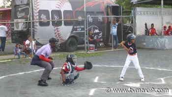 Betania se impuso a Ancón en el Metropolitano de Béisbol Preinfantil - TVMAX Panamá