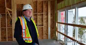 Building on success: Kentville's Miners Landing full, third multi-unit under construction | Saltwire - SaltWire Network