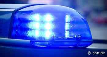 Unbekannte brechen Auto auf Parkplatz in Eggenstein-Leopoldshafen auf - BNN - Badische Neueste Nachrichten