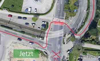 Entfernter Zebrastreifen führt in Dornach zu Hindernisläufen - Tips - Total Regional