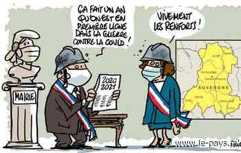 Le Covid a laissé des traces dans les finances municipales - le-pays.fr