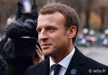 Seine-Saint-Denis. Emmanuel Macron en visite à Stains - actu.fr