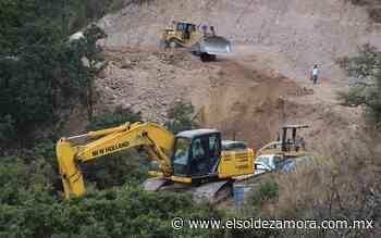 Comienza construcción de espacio educativo en Guacamayas - El Sol de Zamora