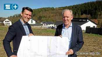 """Allendorf: Das Baugebiet """"Auf der Linde"""" wächst weiter - WP News"""