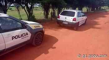 Assaltantes invadem casa do prefeito de Nova Londrina e fogem com carro e joias - G1