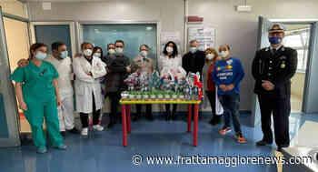 FRATTAMAGGIORE. L'Associazione Casper dona 100 uova di Pasqua ai bambini dell'ospedale San Giovanni di Dio - Landolfo Giuseppe