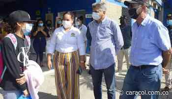 Concejal de Mahates denuncia irregularidades en caso de menor desaparecida - Caracol Radio
