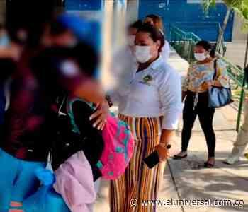 En Mahates encontraron a menor desaparecida | EL UNIVERSAL - Cartagena - El Universal - Colombia