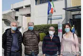 Inaugurato centro vaccinale a San Vito al Tagliamento in Friuli - Tiscali.it