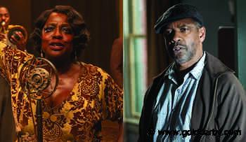 Viola Davis could pull a Denzel Washington at the SAG Awards - Gold Derby