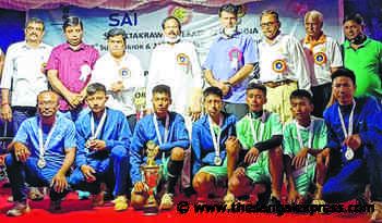 Manipur sub-junior boys' clinch doubles title at Sepak Takraw Nationals - The Sangai Express