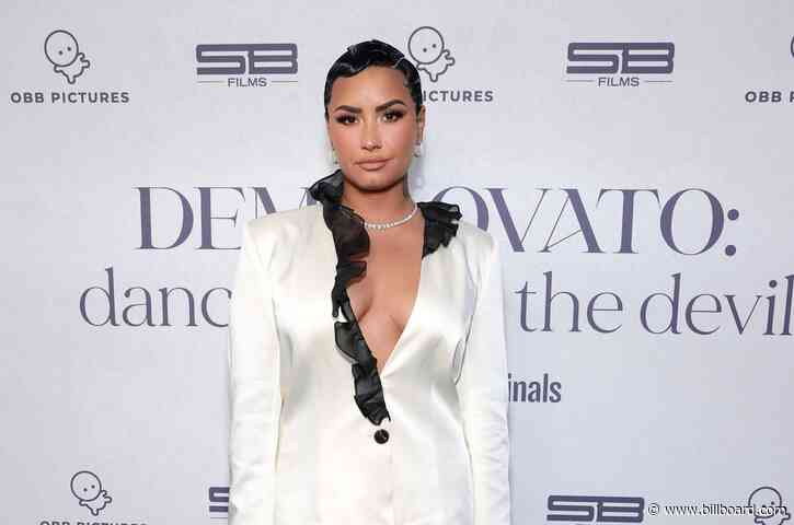 Demi Lovato's 'Dancing With the Devil… The Art of Starting Over' is Here: Stream It Now