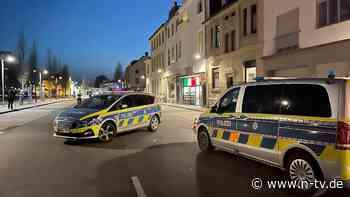 Tatverdächtiger angeschossen: Polizei beendet Geiselnahme in Euskirchen