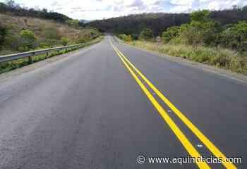 Colisão entre caminhões deixa um ferido em Ibatiba - Aqui Notícias - www.aquinoticias.com