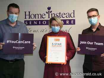 Aylesbury Vale care home scores 100% caregiver satisfaction rate - Bucks Herald