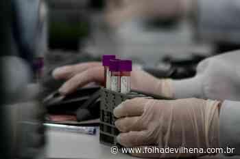 Vinte e dois apenados em Ouro Preto do Oeste testam positivo para covid 19 - Folha de Vilhena