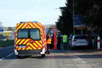 Un blessé léger lors d'une collision à Issoire (Puy-de-Dôme) - La Montagne