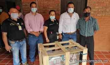 Cafeteros de Hobo recibieron equipos para el beneficio ecológico - Huila