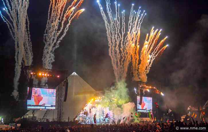 Glastonbury Festival among recipients of latest Cultural Recovery Fund grants