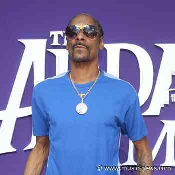 Snoop Dogg joining The Voice as a Mega Mentor