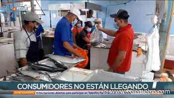 Vendedores del Mercado Público de Penonomé señalan que la venta ha estado baja - Telemetro