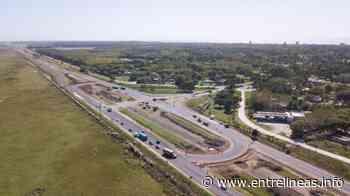 Ruta 11: se completó la doble vía entre San Clemente del Tuyú y Mar de Ajó - Entrelíneas.info